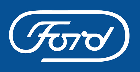 Ford Logo by Paul Rand